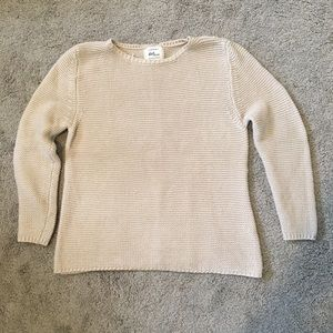 Cotton On KnitWear Sz Medium Cream Knit Sweater